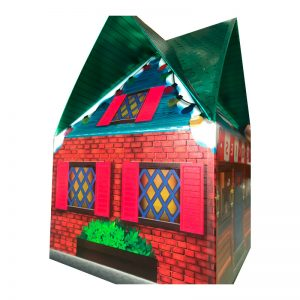 Casa Navidad Colombina