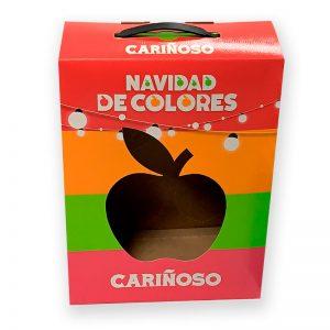 Cariñoso Navidad de Colores