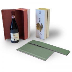 Wine Box 100% Plegable